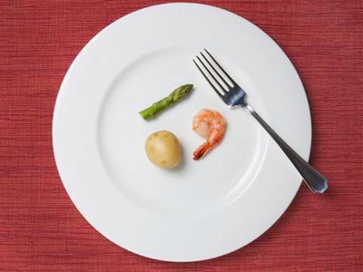 как перестать много жрать