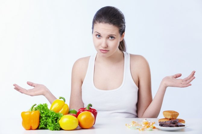 Как питаться после диеты?