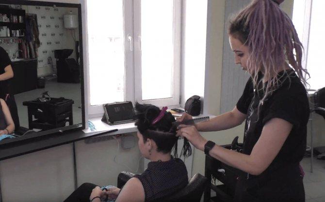 Дреды женские, как заплести дреды и не потерять волосы!