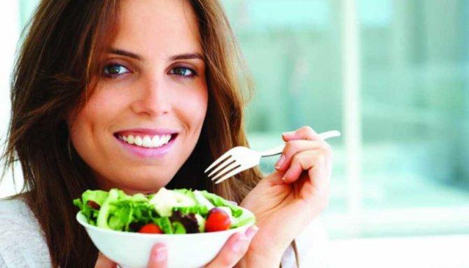 Как плотные приемы пищи помогают держать фигуру в хорошей форме