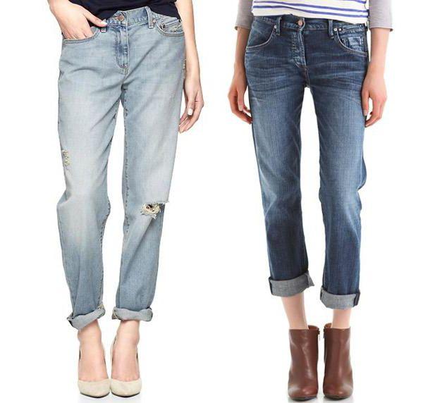 как подобрать джинсы по фигуре женщине элегантного возраста
