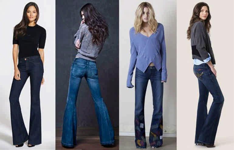 Как подобрать джинсы по фигуре