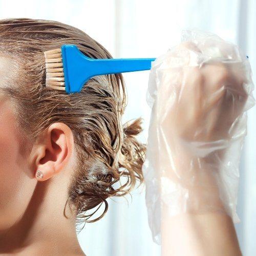 как покрасить кончики волос в домашних условиях легко