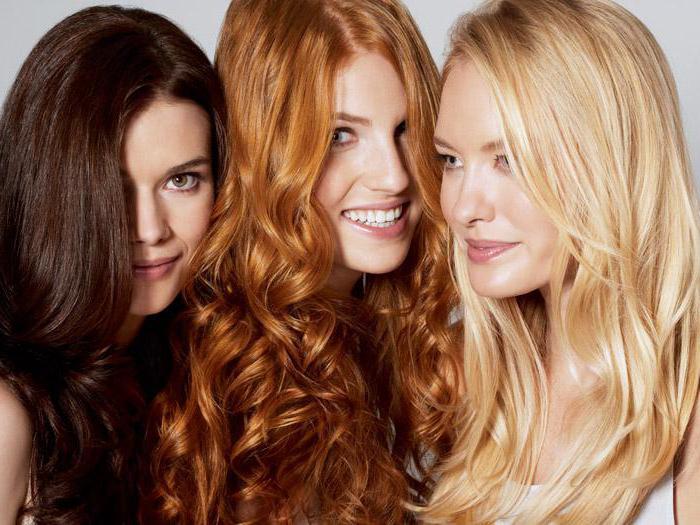 как покрасить волосы без вреда для волос