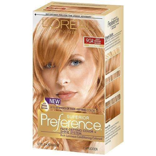 как покрасить волосы на тон светлее