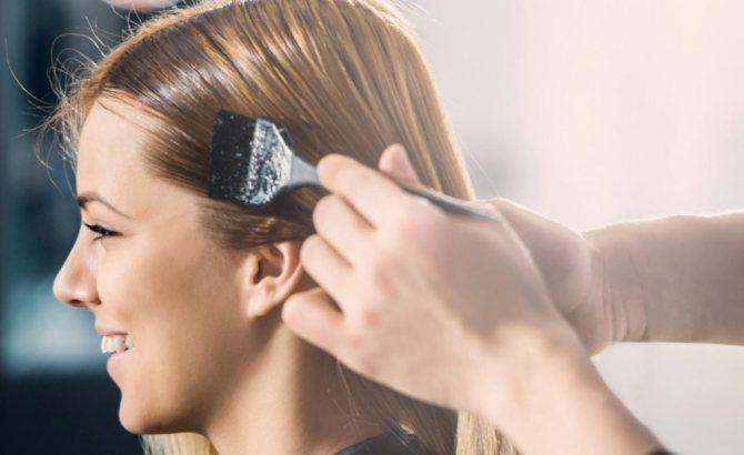 Как покрасить волосы при помощи грецких орехов: