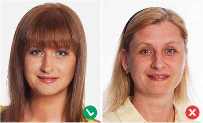 как покраситься, чтобы выглядеть моложе