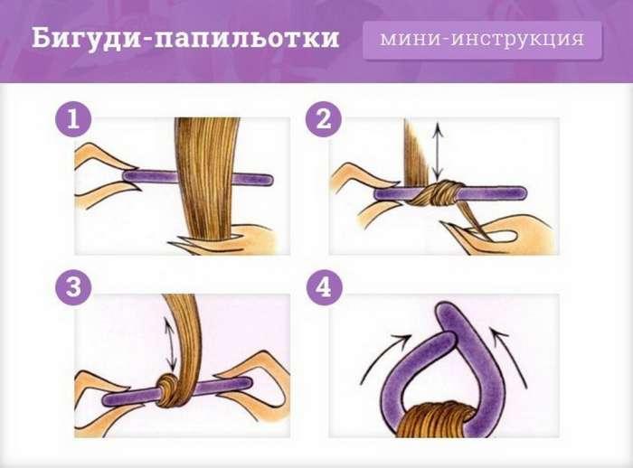Как пользоваться бигуди-папильотками? - советы и рекомендации от keynews.ru