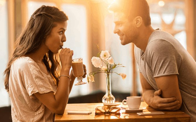 Как понравиться мужчине и влюбить его в себя