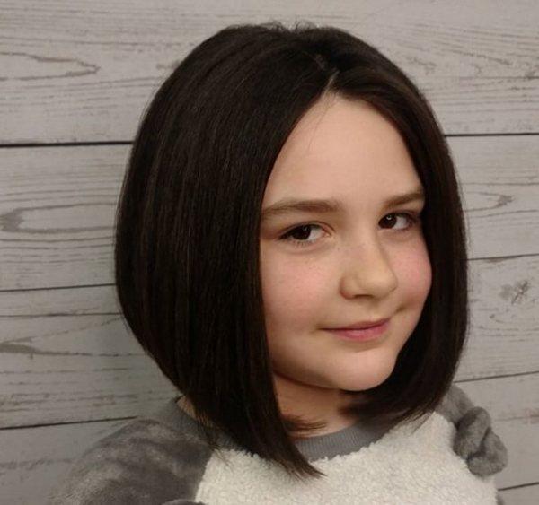 Как постричь дочку? Модные фото идеи стрижки для девочек