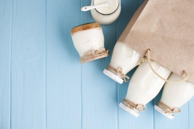 Как правильно делать маски с молоком