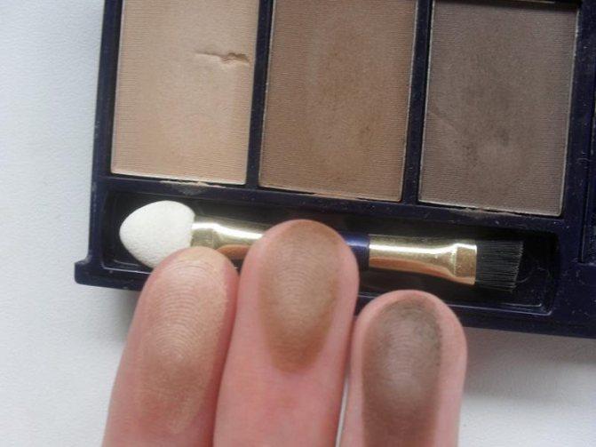 Как правильно красить брови тенями: пошаговые секреты 6