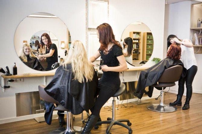 как правильно красить волосы фото