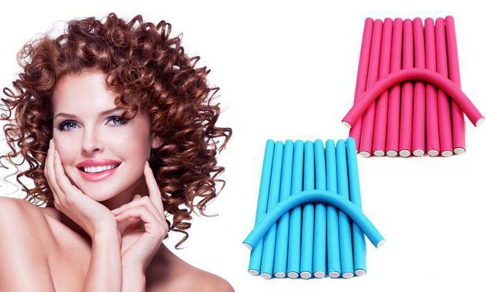 как правильно накручивать волосы на бигуди фото