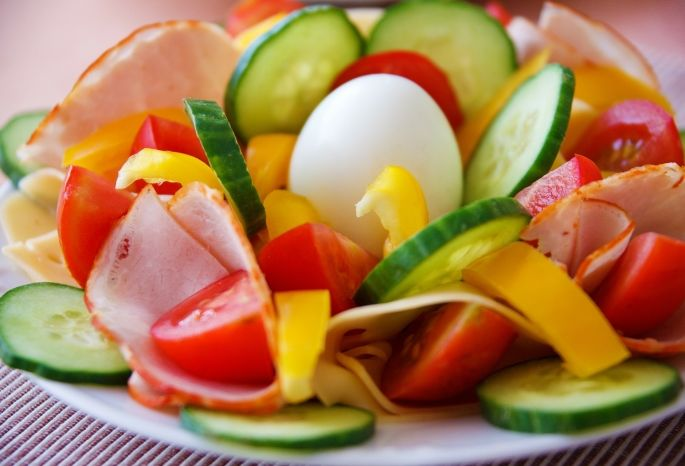 Как правильно питаться чтобы не болеть