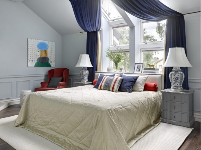 Как правильно поставить кровать