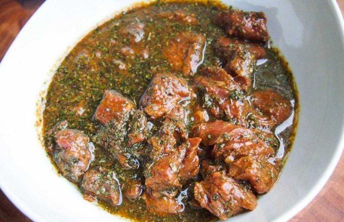как правильно замариновать мясо в соевом соусе