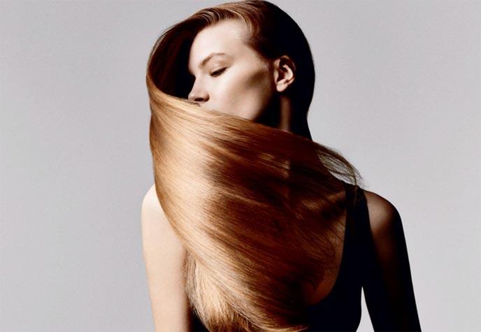 Как придать волосам гладкость в домашних условиях
