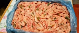 как приготовить креветки просто и вкусно