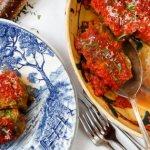 Как приготовить куриную печень: Голубцы с грибами, куриной печенью и полбой