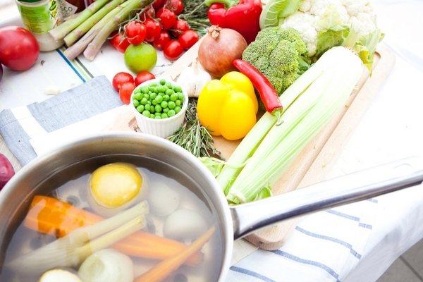 Как приготовить вкусный диетический суп для похудения