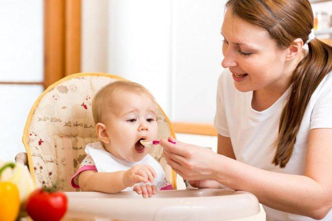 Как приучить ребенка к чесноку