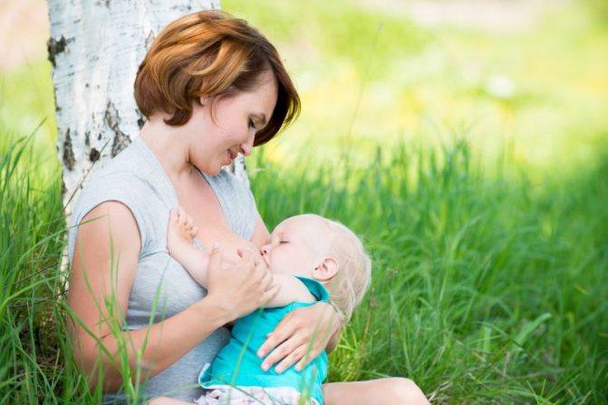 Как приучить ребёнка к груди после бутылочки