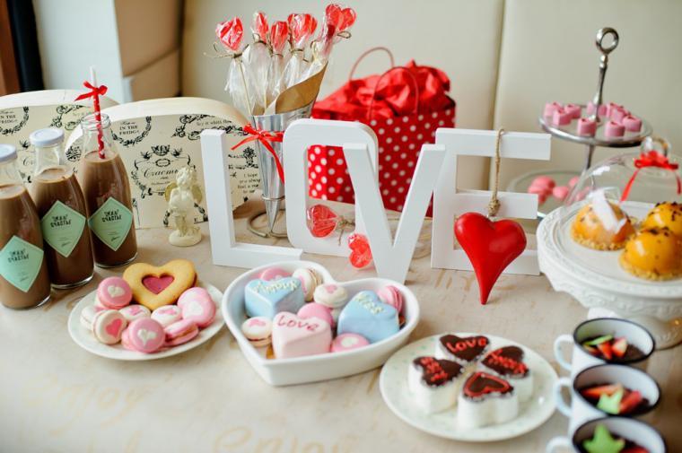 Как провести День святого Валентина продумываем все до мелочей, фото № 33