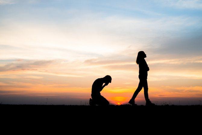 Как разойтись с мужем без скандала: советы психолога от Plachu.net