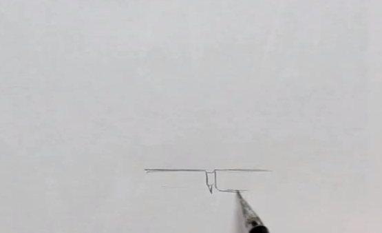 как рисовать оружие из кс го поэтапно