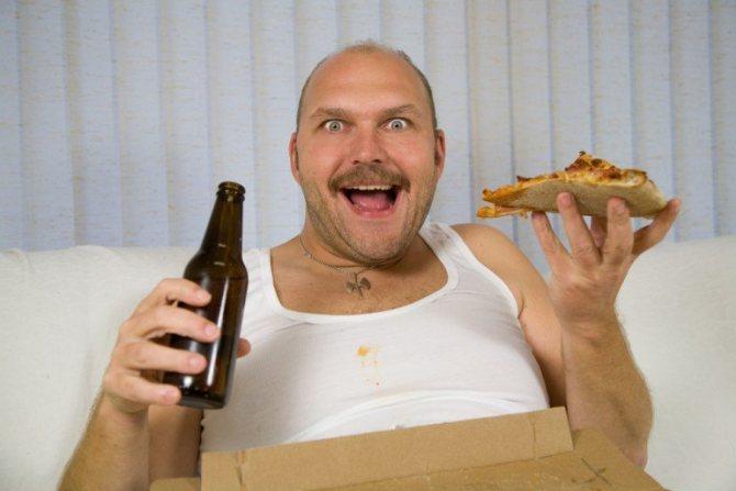 как сбросить лишний вес мужчине фото