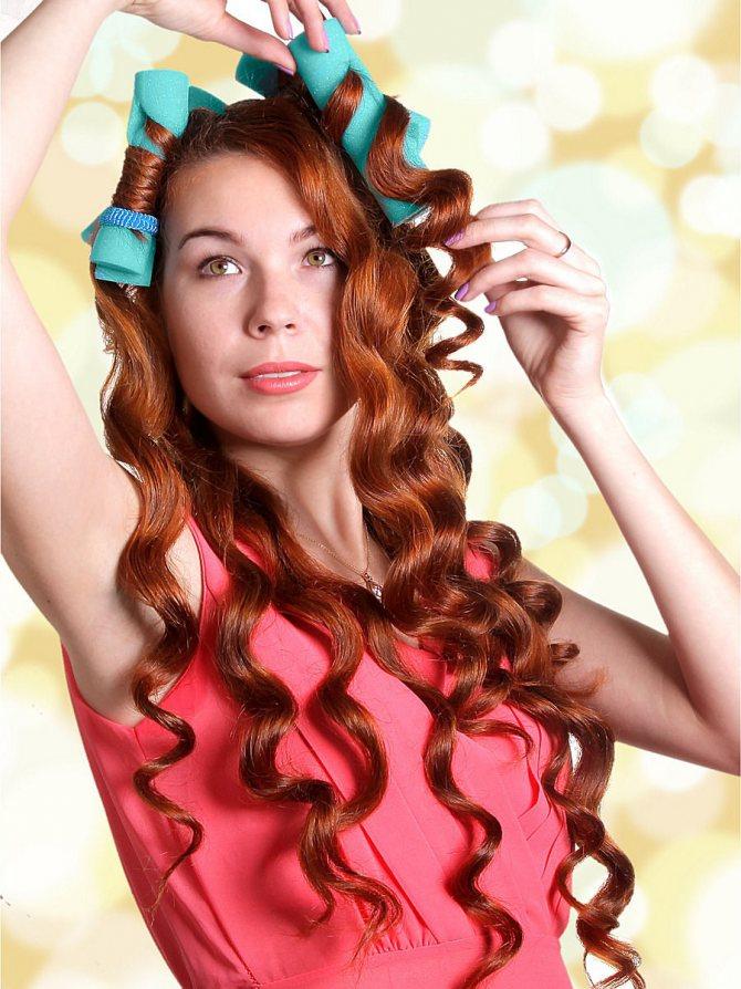 правил станет накрутка волос на бигуди фото каре