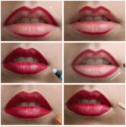 как сделать идеальные губы