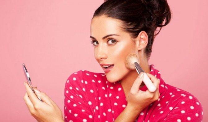 Как сделать красивый макияж в домашних условиях