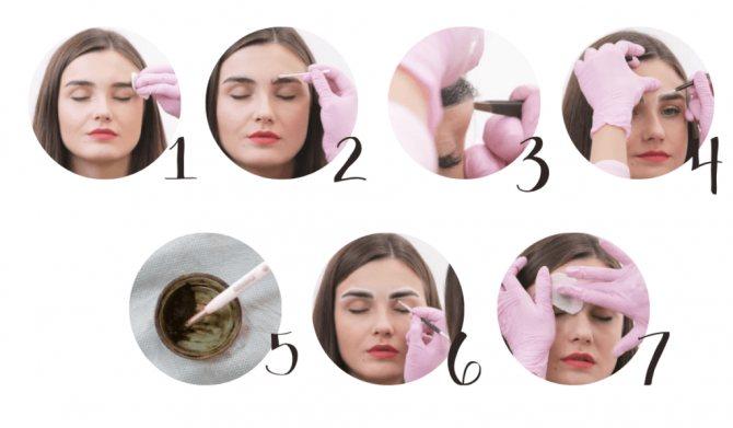 Как сделать окрашивание бровей в домашних условиях? 6 Потрясающих лайфхаков, как покрасить брови Как научиться Красота Лайфхаки и полезные советы