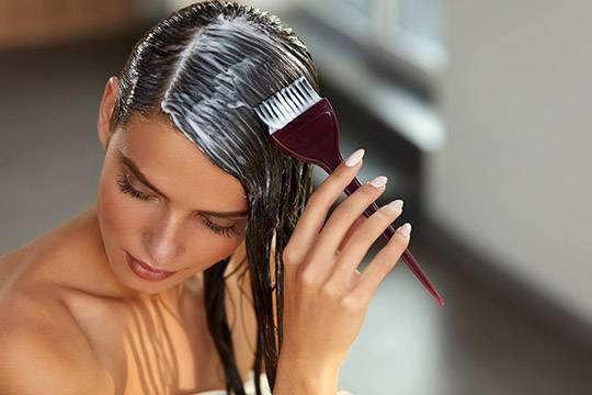 Как сделать окрашивание волос в цвет капучино самостоятельно