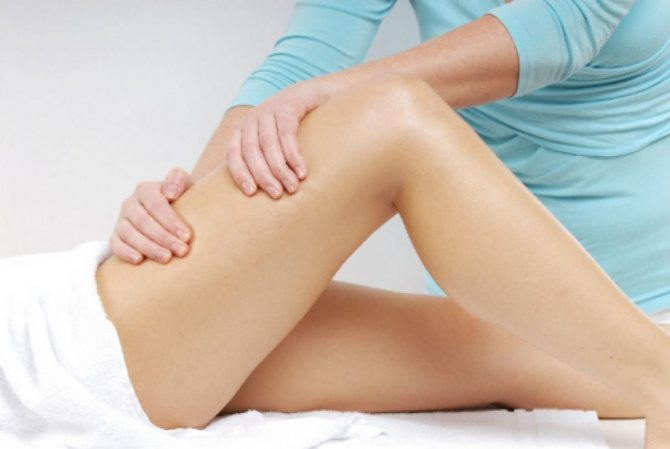 Как сделать щель и убрать жир промеж ног?