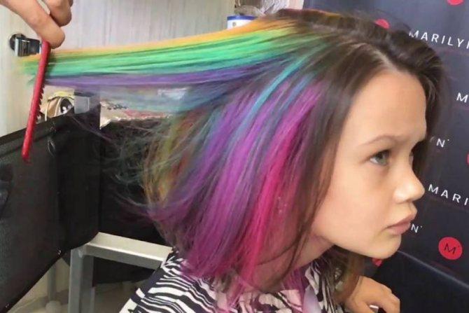 как сделать волосы без краски темнее