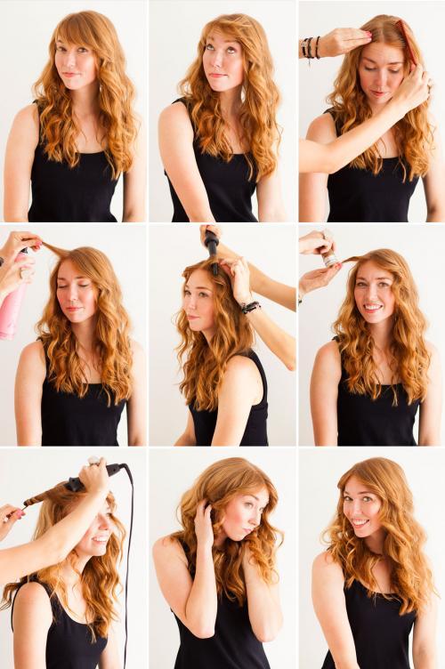 Как сделать волосы короче не обрезая их. Короткие волосы без стрижки: узнай, как!