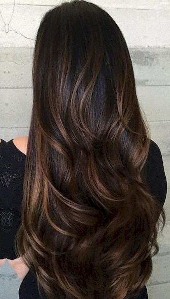 как сделать волосы темнее в домашних условиях