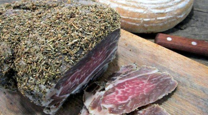 Как сделать вяленое мясо в домашних условиях Для изготовления