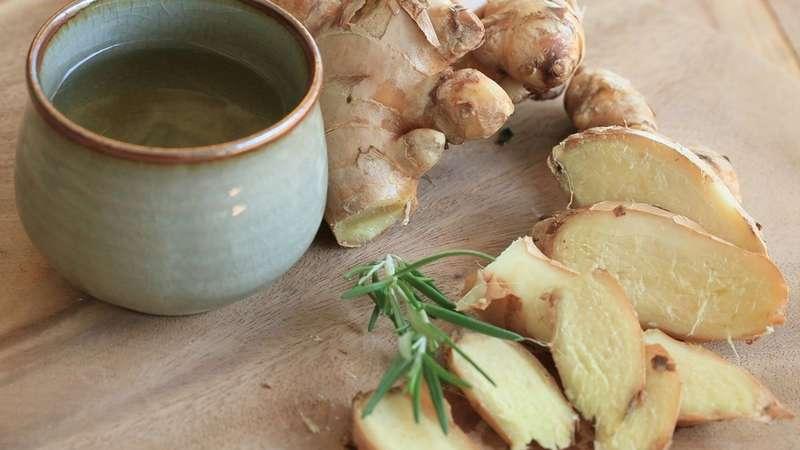 Как сохранить корень имбиря свежим для чая дома