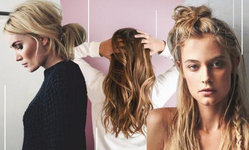 Как сохранить волосы чистыми. 8 способов сохранять волосы чистыми дольше