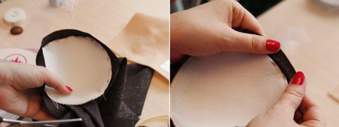 Как сшить шляпку с вуалью