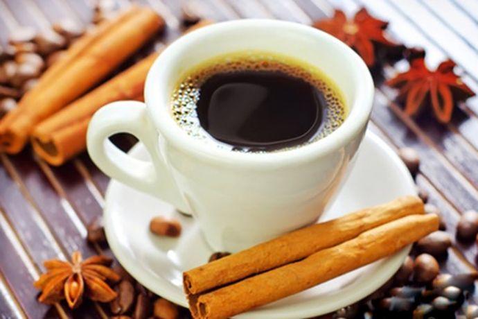 как сварить кофе с корицей