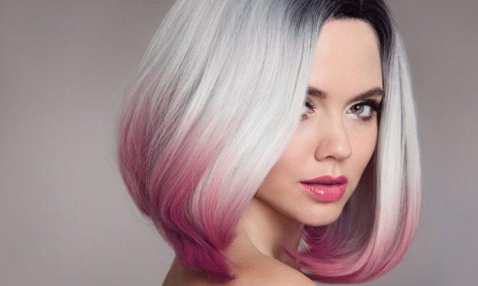 Как тонировать волосы с помощью шампуня?