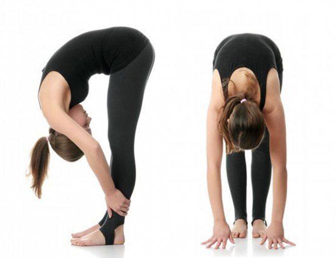 Как убрать складки на спине