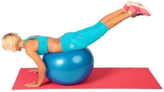 Как убрать жировые складки на спине в короткие сроки. Упражнения, диета, массаж