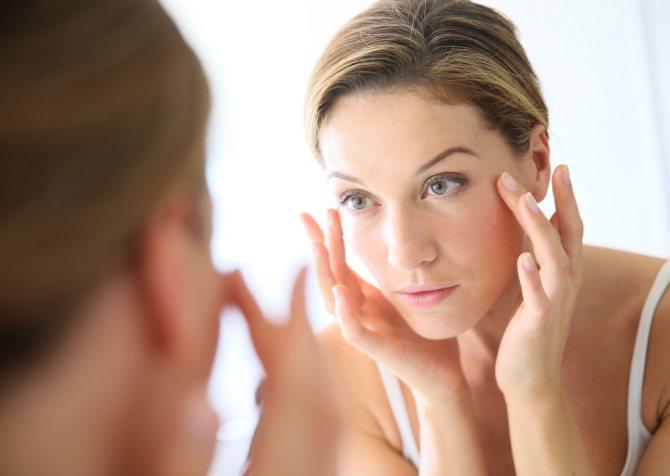 как ухаживать за кожей лица после