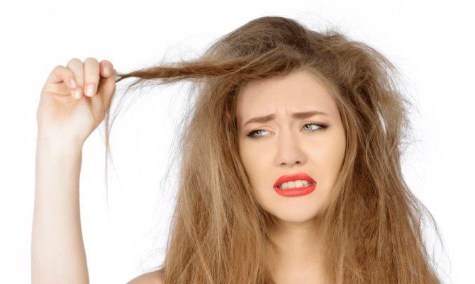 Как ухаживать за сухими и ломкими волосами